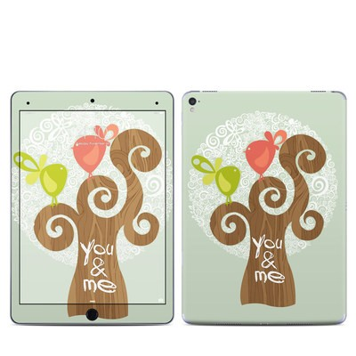 Apple iPad Pro 9.7 Skin - Two Little Birds
