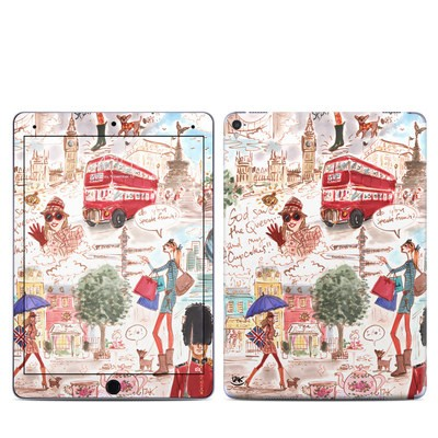 Apple iPad Pro 9.7 Skin - London