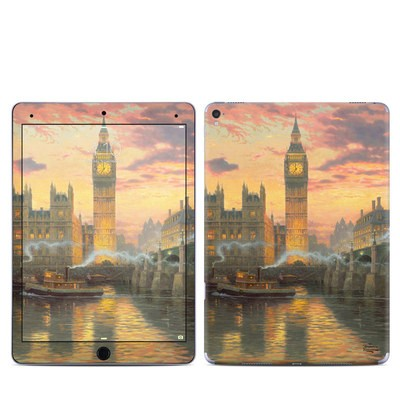 Apple iPad Pro 9.7 Skin - London - Thomas Kinkade