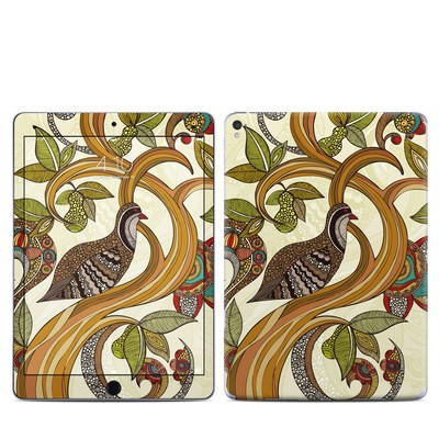 Apple iPad Pro 9.7 Skin - Little Partridge