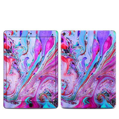 Apple iPad Pro 9.7 Skin - Marbled Lustre