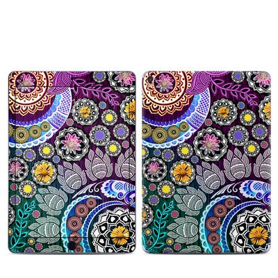 Apple iPad Pro 9.7 Skin - Mehndi Garden