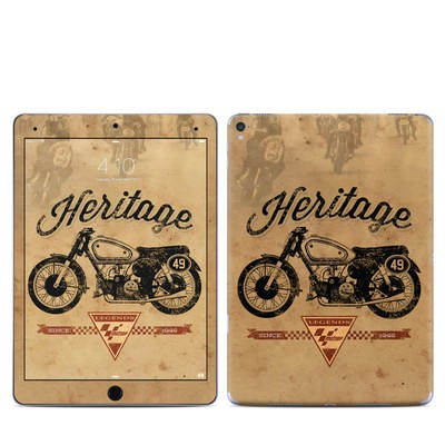 Apple iPad Pro 9.7 Skin - MotoGP Heritage