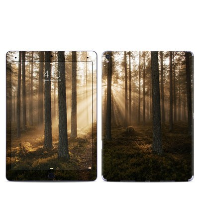 Apple iPad Pro 9.7 Skin - Misty Trail