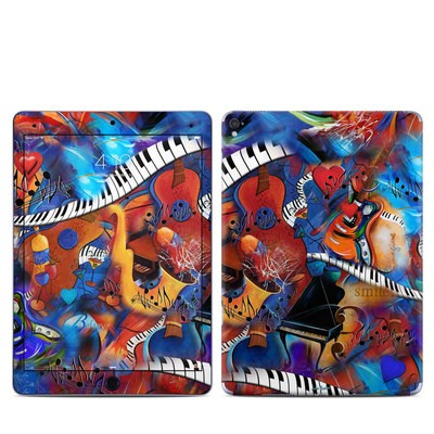 Apple iPad Pro 9.7 Skin - Music Madness