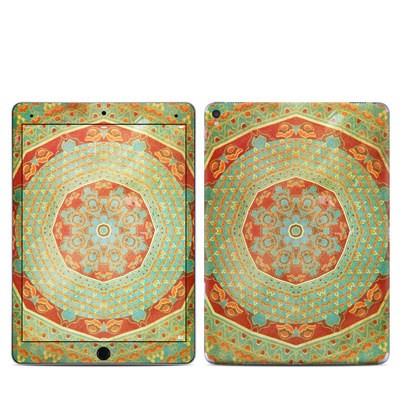 Apple iPad Pro 9.7 Skin - Mandala Citrus