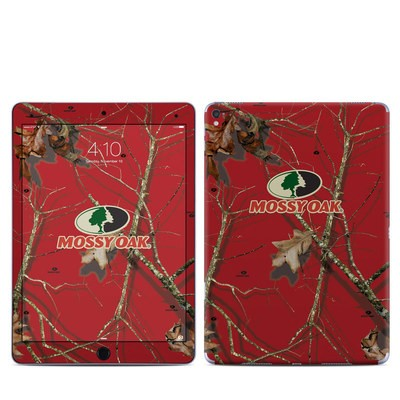 Apple iPad Pro 9.7 Skin - Break-Up Lifestyles Red Oak
