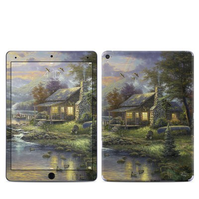 Apple iPad Pro 9.7 Skin - Natures Paradise