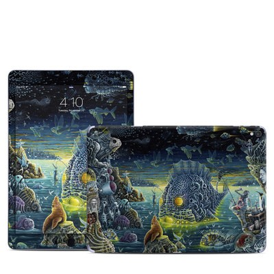 Apple iPad Pro 9.7 Skin - Night Trawlers