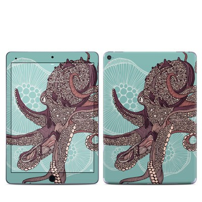 Apple iPad Pro 9.7 Skin - Octopus Bloom