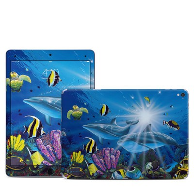 Apple iPad Pro 9.7 Skin - Ocean Friends