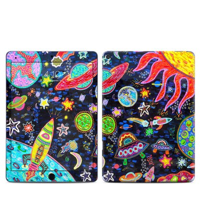 Apple iPad Pro 9.7 Skin - Out to Space