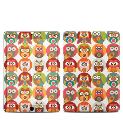Apple iPad Pro 9.7 Skin - Owls Family