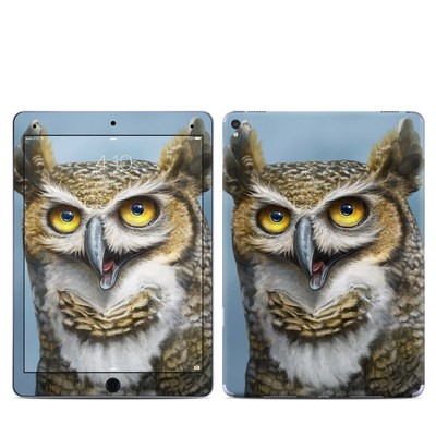 Apple iPad Pro 9.7 Skin - Owl Totem