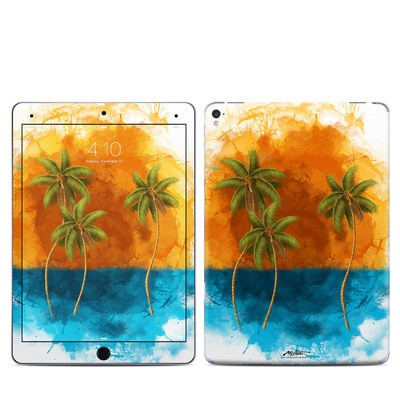 Apple iPad Pro 9.7 Skin - Palm Trio