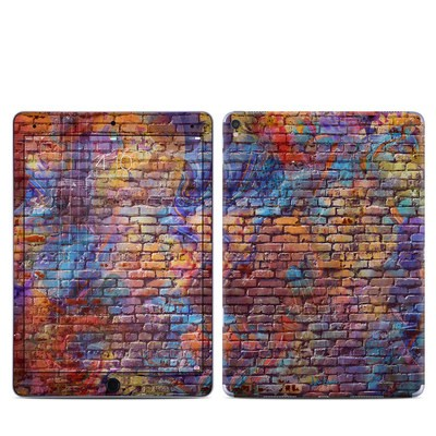 Apple iPad Pro 9.7 Skin - Painted Brick