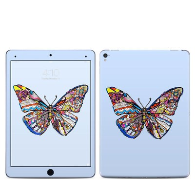 Apple iPad Pro 9.7 Skin - Pieced Butterfly