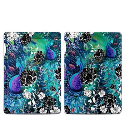 Apple iPad Pro 9.7 Skin - Peacock Garden