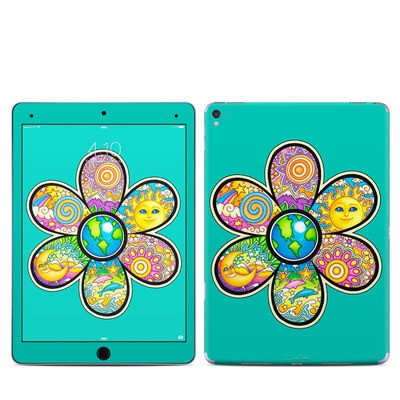 Apple iPad Pro 9.7 Skin - Peace Flower