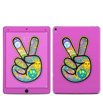 Apple iPad Pro 9.7 Skin - Peace Hand