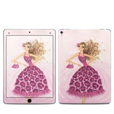 Apple iPad Pro 9.7 Skin - Perfectly Pink