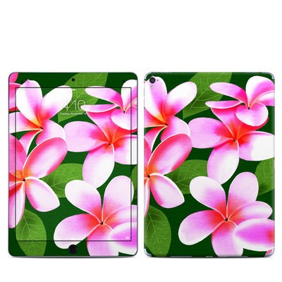 Apple iPad Pro 9.7 Skin - Pink Plumerias