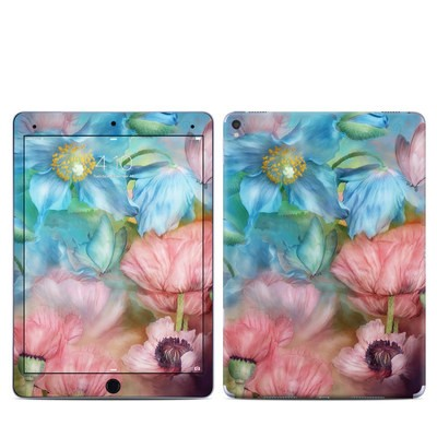 Apple iPad Pro 9.7 Skin - Poppy Garden