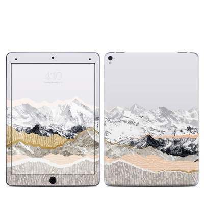 Apple iPad Pro 9.7 Skin - Pastel Mountains