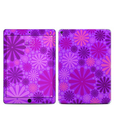 Apple iPad Pro 9.7 Skin - Purple Punch