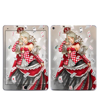 Apple iPad Pro 9.7 Skin - Queen Of Cards