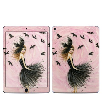 Apple iPad Pro 9.7 Skin - Raven Haired Beauty