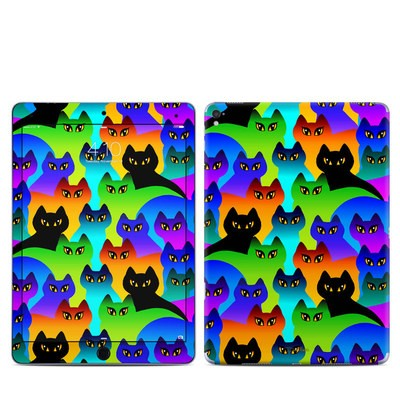Apple iPad Pro 9.7 Skin - Rainbow Cats