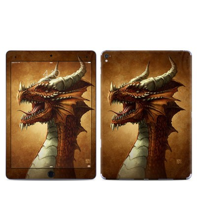 Apple iPad Pro 9.7 Skin - Red Dragon