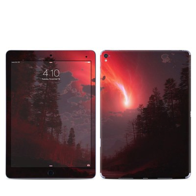 Apple iPad Pro 9.7 Skin - Red Harbinger