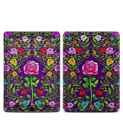 Apple iPad Pro 9.7 Skin - Rose Burst