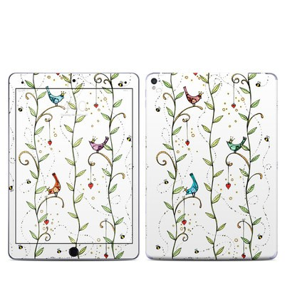 Apple iPad Pro 9.7 Skin - Royal Birds