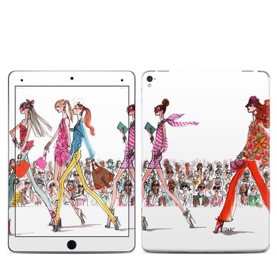Apple iPad Pro 9.7 Skin - Runway Runway