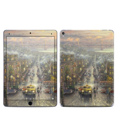 Apple iPad Pro 9.7 Skin - Heart of San Francisco