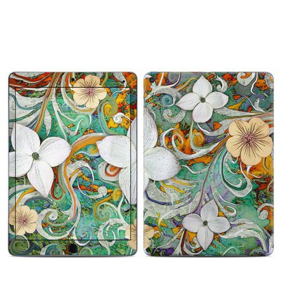 Apple iPad Pro 9.7 Skin - Sangria Flora