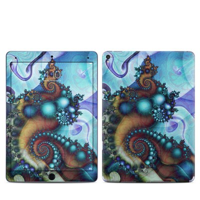 Apple iPad Pro 9.7 Skin - Sea Jewel