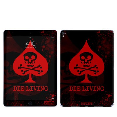 Apple iPad Pro 9.7 Skin - SOFLETE Die Living Guts