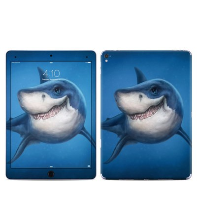 Apple iPad Pro 9.7 Skin - Shark Totem