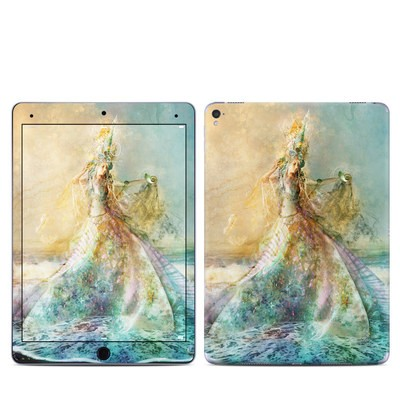 Apple iPad Pro 9.7 Skin - The Shell Maiden
