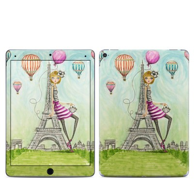 Apple iPad Pro 9.7 Skin - The Sights Paris