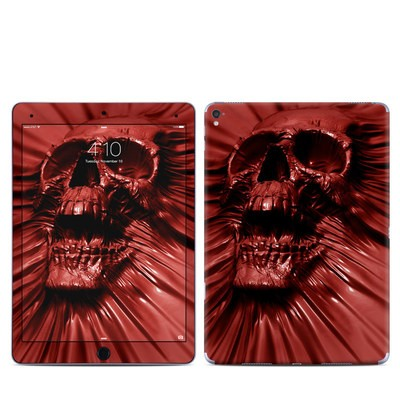 Apple iPad Pro 9.7 Skin - Skull Blood