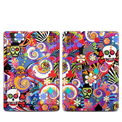Apple iPad Pro 9.7 Skin - Skull Squad