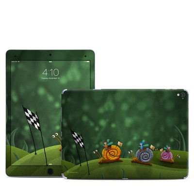 Apple iPad Pro 9.7 Skin - Snail Race