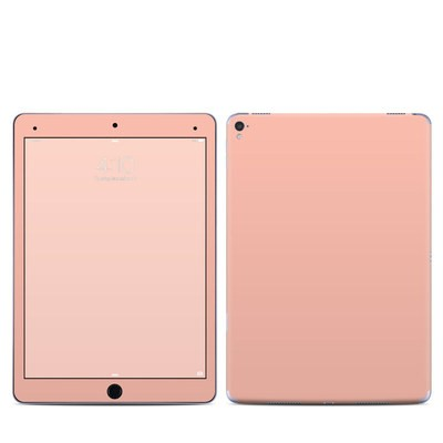 Apple iPad Pro 9.7 Skin - Solid State Peach