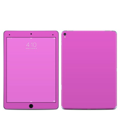 Apple iPad Pro 9.7 Skin - Solid State Vibrant Pink