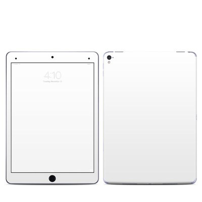 Apple iPad Pro 9.7 Skin - Solid State White